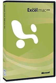 Microsoft Excel 2008 (vf)