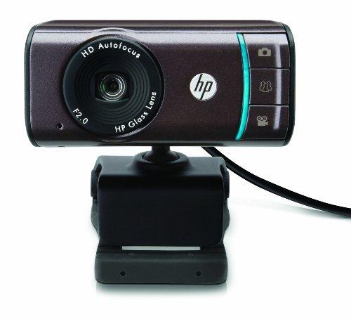 HP Webcam HD-3110-720P Autofocus Widescreen Webcam with TrueVision
