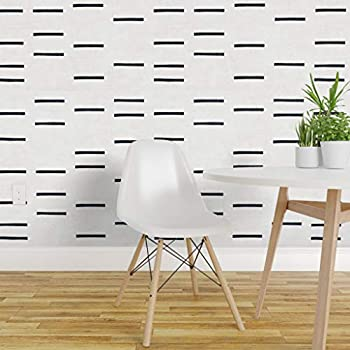 Permalink to Nuwallpaper Folk Tulip Peel & Stick Wallpaper