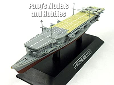 Japanese Navy Light Carrier Ryujo 1/1100 Scale Diecast Model Ship - Eaglemoss