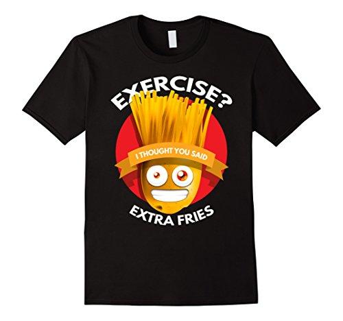 extra fries - 8