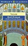 The Haft Paykar, Ganjavi Nizami, 0192831844