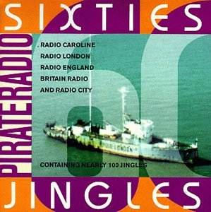 Pirate radio jingles from the Sixties
