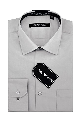 dress shirts with grey suit - 3