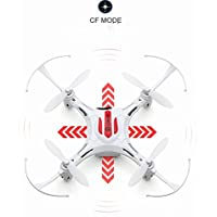JJRC H8 Mini RC Drone Quadcopter 2.4G 4CH 6 Axis Gyro Headless Mode RTF(white)