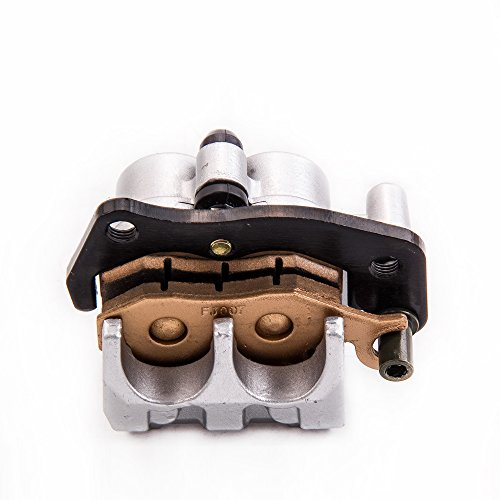 06 Rhino - maXpeedingrods Front Left Brake Caliper for Yamaha UTV RHINO 450 06-09 UTV RHINO 660 04-07 UTV RHINO 700 08-13 5B4-2580T-01-00 5B4-2580U-01-00 59300-05H00-999