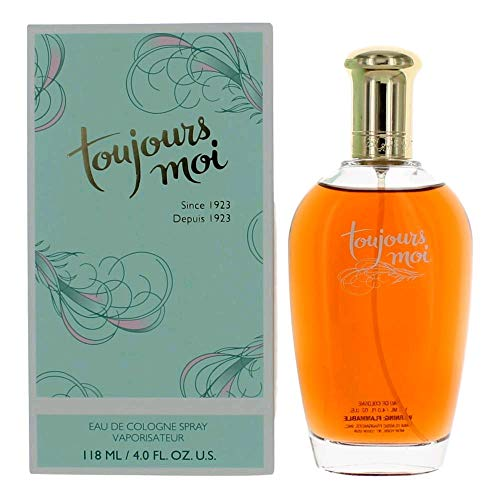 Toujours Moi by Dana for women Eau De Cologne Spray, 4 ()