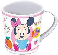Disney - Taza Microondas Disney Baby Minnie Baby rosa: Amazon.es: Bebé