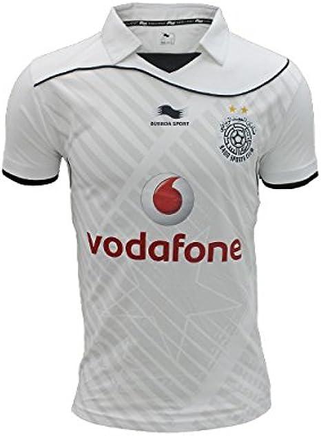 Camiseta Al Sadd 1ª Raul Amazon Es Ropa Y Accesorios