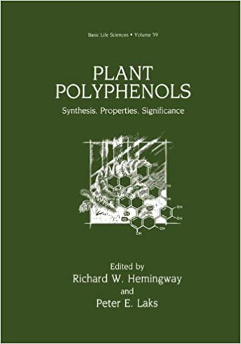 Book Plant Polyphenols: Synthesis, Properties, Significance (Basic Life Sciences)