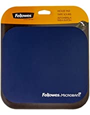 Fellowes 5933805 Microban Mouse Pad, Navy
