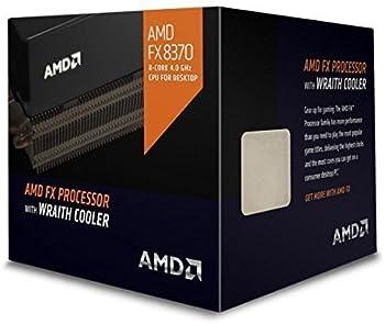 AMD FX-8370 Octa-core (8 Core) 4GHz Processor