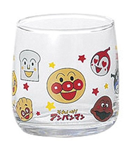 (02113? 506? 1P Anpanman mini glass)