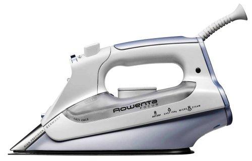 Rowenta DZ5080 Focus Stainless-Steel 1700-Watt Iron