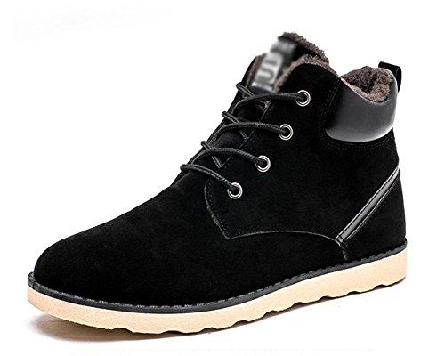 antid¨¦rapantes pour peluche neige blue hommes 39 chaussures d'hiver antid¨¦rapantes en Bottes de ¨¦paississement casual zBqwz6gv
