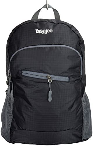 Tasajee Foldable Backpack 25L – Premium Quality Ultralight Pouch Packable Daypack