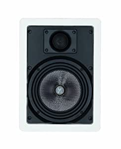Magnat Interior IW-610 white - Altavoces (140W, 35 - 32000 Hz, 4 Ohmio, 2,5 cm, 220 x 0 x 306 mm, 1.0)