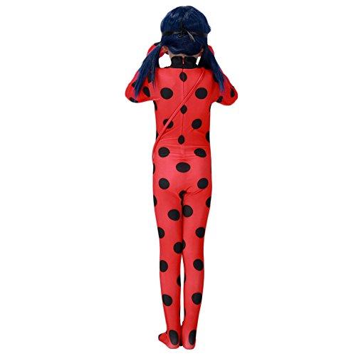 Da Mai Halloween Cosplay Kid Costumes Chlid Little Beetle Suit
