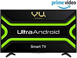 Vu 40,43 Ultra Android Full HD LED Smart TVs (Android 9.0 | App Hotkeys)
