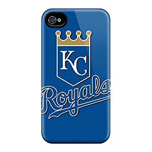Cute Tpu Phonecases2001 Baseball Kansas City Royals 1 Cases Covers For Iphone 4/4s