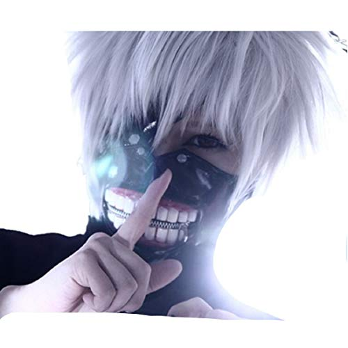 Tokyo Ghoul Tokyo Guru Ken Kane cosplay costume wig for sale  Delivered anywhere in USA