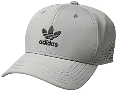 adidas Men's Originals Tech Mesh Snapback Baseball Cap from Agron Hats & Accessories