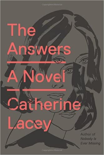 Image result for the answers a novel