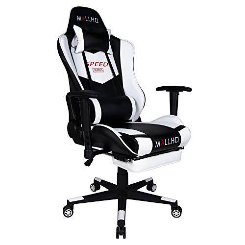 Amazon Com Polar Aurora Ergonomic Gaming Office Chair