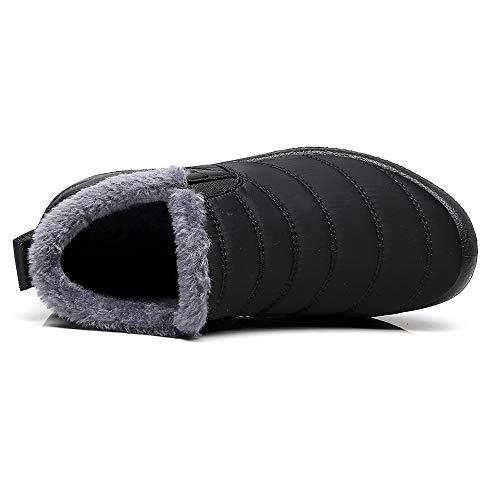 da da EU Neve 7 Stivali Donna 41 Cotone Cotone Cotone Paio Donne Toramo 5 nbsp; Stivali Taglia Inverno di Stivali UK Modelli Caldi Moda wpxqUZEI