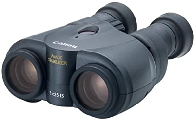 Canon 8x25 Image Stabilization Binoculars by Canon
