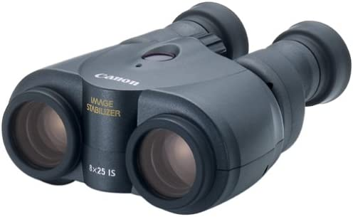 Canon 8×25 Image Stabilization Binoculars