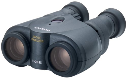 Canon 8x25 Image Stabilization Binoculars