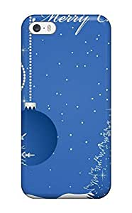 Premium Protection Holiday Christmas Case Cover For Iphone 5/5s- Retail Packaging