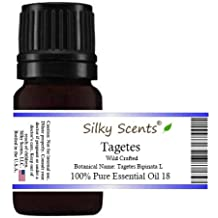 Tagetes Wild Crafted Essential Oil (Tagetes Bipinata L) 100% Pure Therapeutic Grade - 5 ML