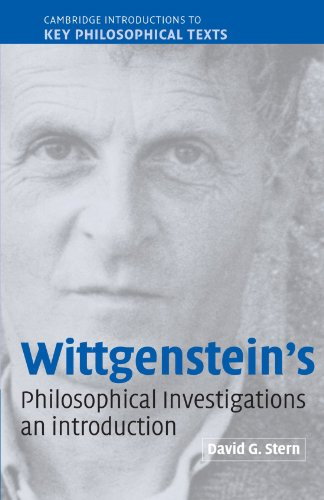 Wittgenstein's Philosophical Investigations: An Introduction (Cambridge Introductions to Key Philosophical Texts)