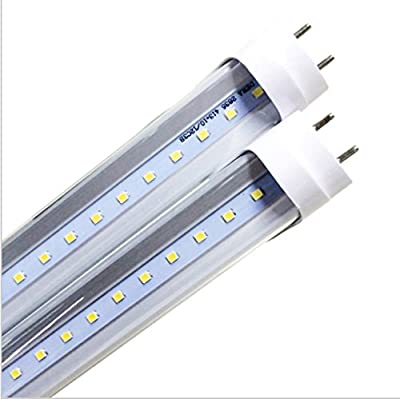 T8 LED tube for 4 feet, 48 inches, 18W, 2000 lumens, 50,000 hoursLED tube,double-sided connection warranty 5 yearsApplicable to shopping malls school hotel