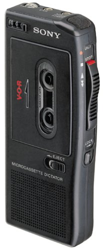 Sony BM-575 Portable Microcassette Dictating Machine by Sony