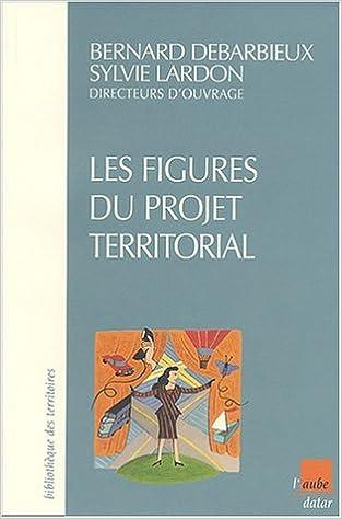 Livres gratuits Les figures du projet territorial pdf, epub