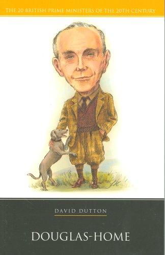 Download Douglas Home (British Prime Ministers) PDF