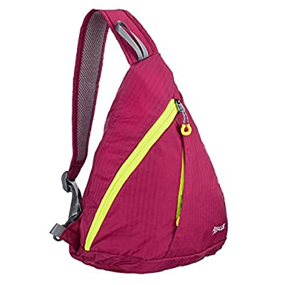 498ff308ead3 low-cost Sling Backpack - iColor 15L Chest Crossbody Bag Backpack Triangle  Packs Daypack Gym