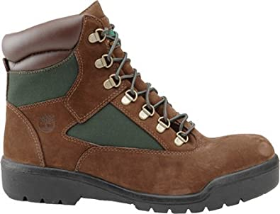 timberland s icon 6 quot field boot brown