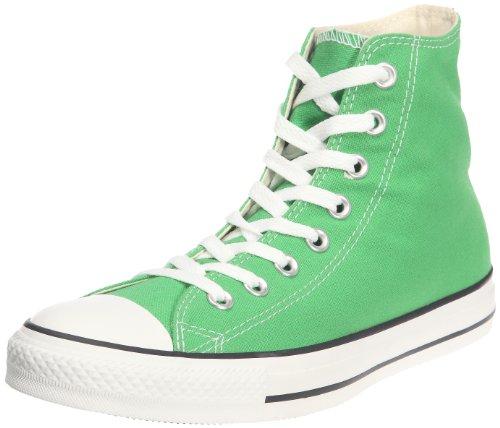 Converse Chuck Taylor All Star Speciality Hi, Zapatillas Altas de Tela Unisex Adulto Verde (Vert Petant)