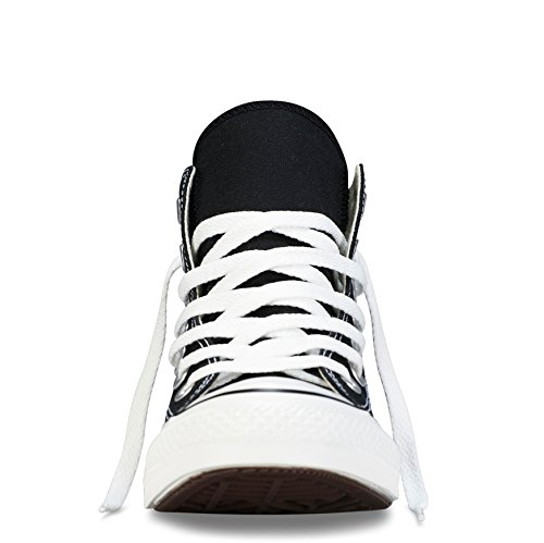 Converse Chuck Taylor All Star Speciality Hi in Bold Canvas Mens Trainers Black/White vwzzy9