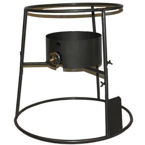 (Cajun Cookware 20-gallon Jambalaya Pot Stand With Propane Gas Burner - Gl10443b-20 Gl611)