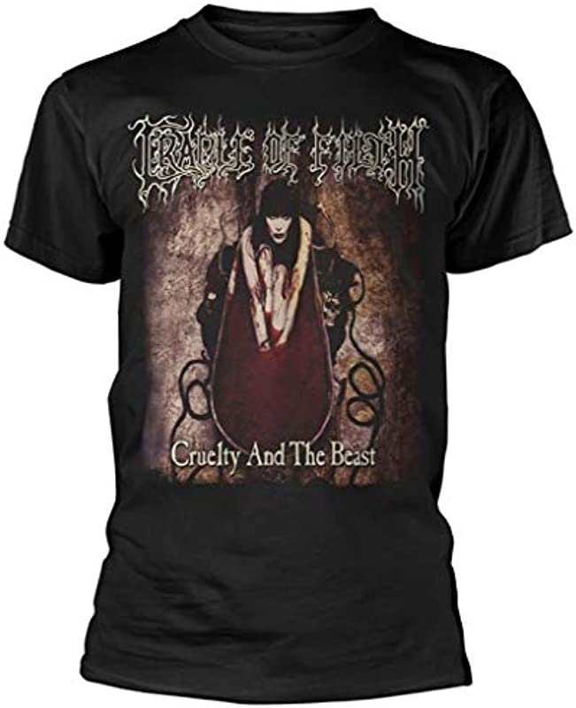Cradle of Filth 'Cruelty and The Beast' T-Shirt: Odzież