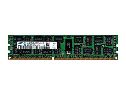 Rs4 Pin - Samsung 4GB 240-Pin DDR3 SDRAM ECC Registered DDR3 1333 Server Memory Model (M393b5170fh0-Ch9)