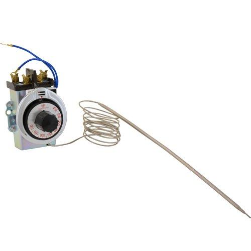 Vulcan Hart 804746 Thermostat W/Dial D1/D18 Bulb 3/16 X 13 Temp 100-450 Cap 60 Vulcan Grill 461029 ()