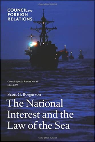 The National Interest and the Law of the Sea: Council