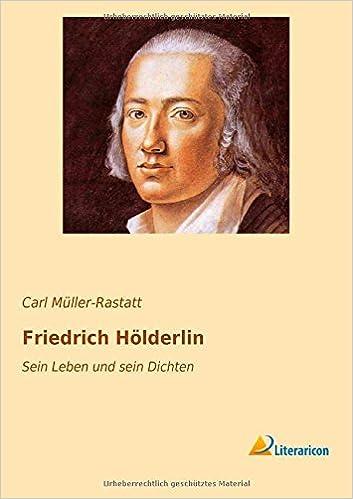 Friedrich Holderlin hyperion