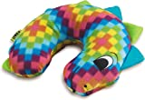 Lewis N. Clark Li'l Lewis Kid's Travel Pillow-(available in 15 Animals) (Dinosaur)